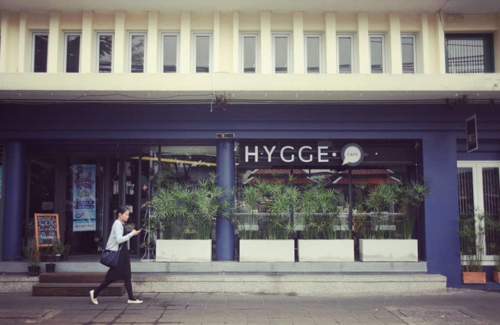 Cafe hygge